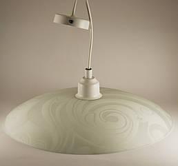 Круглый подвесной потолочный светильник 1*60Вт Vesta Light 25324