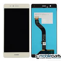 Оригинальный Дисплей (Модуль) + Сенсор (Тачскрин) для  Huawei P9 (Белый)