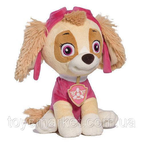 Мягкая игрушка собака Скай