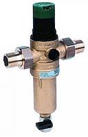 Фильтр самопромывной с редуктором для горячей воды HONEYWELL FК06-3/4AAМ
