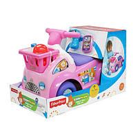 Детская Машинка каталка Fisher Price 8334