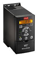 132F0002 Преобразователь частоты Danfoss 0,37 кВт