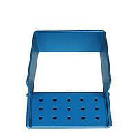 Подставка для боров синяя - под прямой наконечник 2,35 мм