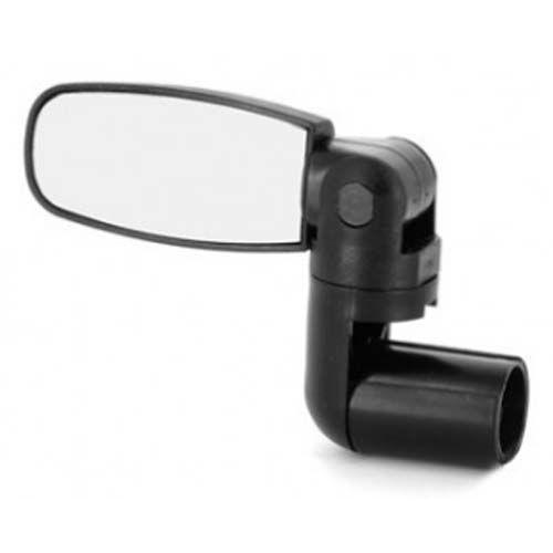 Зеркало Zefal Spin (4740) в руль, маленькое, черное