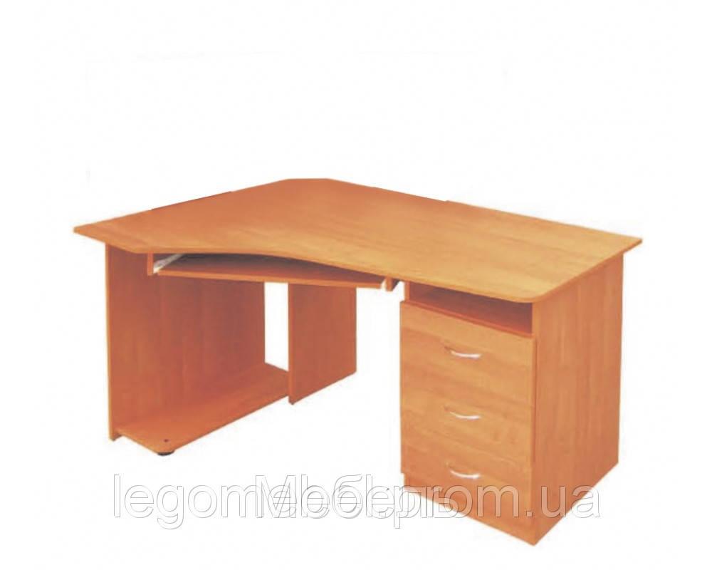 Стол компьютерный СПК-01 РТВ Мебель 1300*860*750