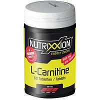 Жувальні таблетки Nutrixxion L-карнітин, цитрус, 60 шт