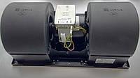 Двигатель электрический обдува лобового стекла в корпусе 12V KORMAS / AS. TWIN BLOWER WITH MSSL TERS & HSG.