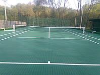 Покрытие для теннисного корта на улице