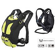 Рюкзак Shimano Hydration Daypack 6L черный/желтый