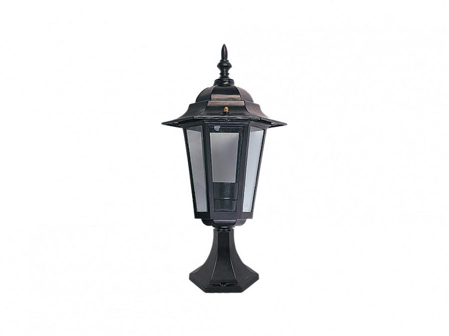 Садово-парковый светильник DeLux PALACE A04 черный