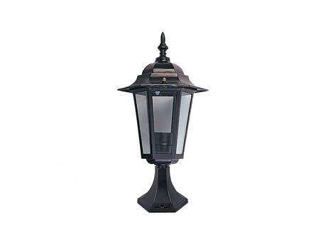 Садово-парковый светильник DeLux PALACE A04 черный, фото 2