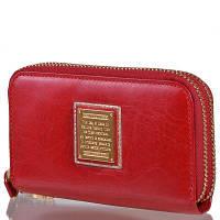Ключница-кошелек женская кожаная WANLIMA (ВАНЛИМА) W82090230117-red