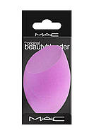 Спонж для макияжа MAC Beautyblender (форма скошенное яйцо)