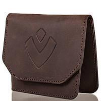 Мужской кожаный кошелек-портмоне VALENTA (ВАЛЕНТА) VXP81610