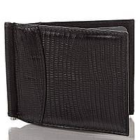 Мужской кожаный  зажим для купюр CANPELLINI (КАНПЕЛЛИНИ) SHI070-8