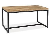 Журнальный столик Loras B деревянный SIGNAL