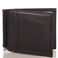 Мужской кожаный зажим для купюр CANPELLINI (КАНПЕЛЛИНИ) SHI070-2