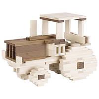 Goki Конструктор деревянный Строительные блоки II 58532