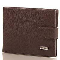 Мужской кожаный кошелек CANPELLINI (КАНПЕЛЛИНИ) SHI503-10-FL