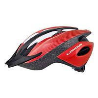 Шлем Longus HELIOS 2.0 красный L/XL