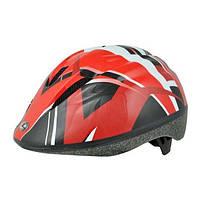 Шлем Longus KIDS красный 53-56см