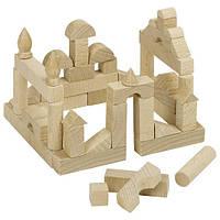 Goki Конструктор каменный Стандарт 51 58939, развивающий конструктор, детский блочный конструктор