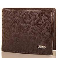 Мужской кожаный кошелек CANPELLINI (КАНПЕЛЛИНИ) SHI1042-10-FL