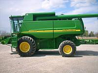 Комбайн John Deere 9650STS б/у 2003г.