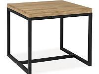 Журнальный столик Loras C деревянный SIGNAL