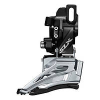 Переключатель передний Shimano FD-M7025 SLX, 2X11 прямой монтаж, DOWN-SWING, универс. тяга