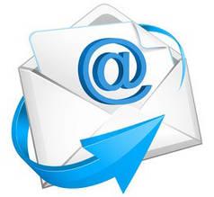 Обратите внимание! У нас поменялся адрес электронной почты для связи.