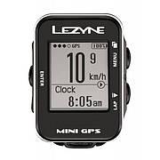 Велокомпьютер MINI GPS серебристый, с GPS, 20 функций