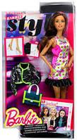 Набор Барби Модная вечеринка с одеждой в ассортименте 3 вида BARBIE