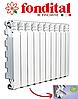 Алюминиевый радиатор Fondital EXCLUSIVO 350/100 B4 (Италия)