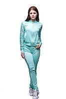 Женский спортивный костюм С-15 Бирюза
