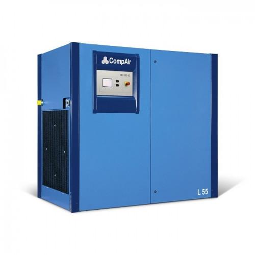Винтовой маслозаполненный компрессор CompAir L75 75кВт