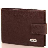 Мужской кожаный кошелек CANPELLINI (КАНПЕЛЛИНИ) SHI1410-10FL