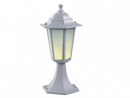Садово-парковый светильник DeLux PALACE A04 белый, фото 2
