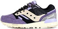 Мужские кроссовки Saucony x Grid SD x Sneaker Freaker Kushwacker Purpure