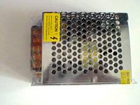 Блок питания для светодиодной ленты 12В 24ВТ(2А)