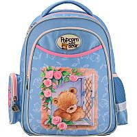 Рюкзак шкільний 511 Popcorn Bear