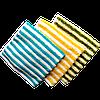 Набор салфеток с микрофибры универсальный 3 шт Добра Господарочка, фото 3