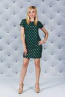 Платье женское  летнее зеленое