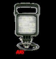 Светодиодная фара рабочего света 100x100 Wesem LED1.46810 1500 lm 12/24V с ручкой
