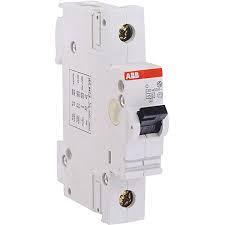 Автоматичний вимикач 1п. С50А, 6кА сигма