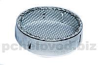 Колпачок круглый металический на 90 мм