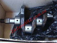 Коленвал (вал коленчатый) ВАЗ 2101 ООО Дора Мелитополь 11.2 кг 2101-1005015, фото 1