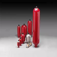 Баллон Hydac ( с газовым клапаном) 2,5 л