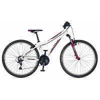 """Велосипед AUTHOR A-Matrix 26, цвет-белый (розовый) / розовый, рама 13,5"""" 2017"""