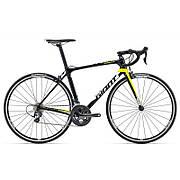 Велосипед Giant TCR Advanced 3 комп./жовт., розмір L